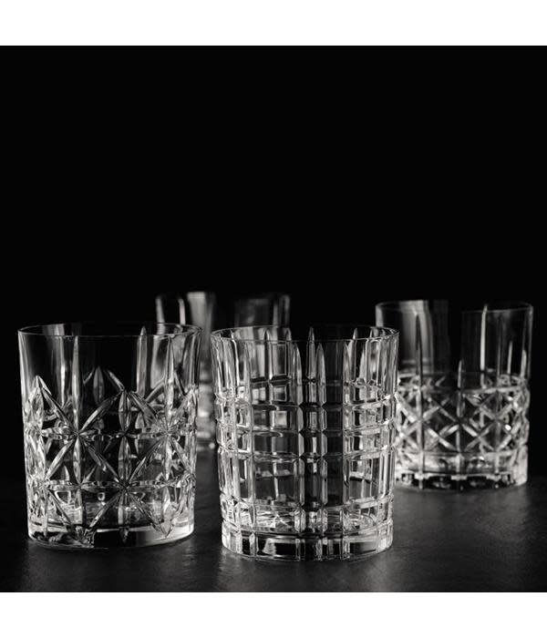 Nachtmann Nachtmann Set of 4 Highland Whiskey Tumblers