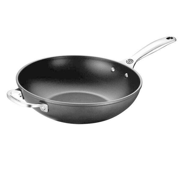 Le Creuset Toughened Nonstick Pro Stir Fry Pan 30cm