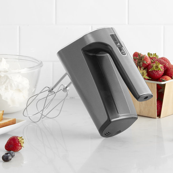 Cuisinart  EVOLUTIONX™ Cordless Rechargeable 5-Speed Hand Mixer