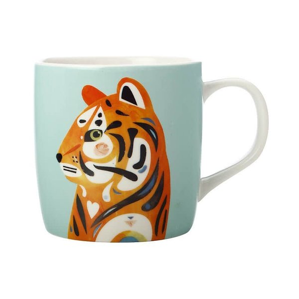 Maxwell & Williams Pete Cromer Wildlife Tiger Mug