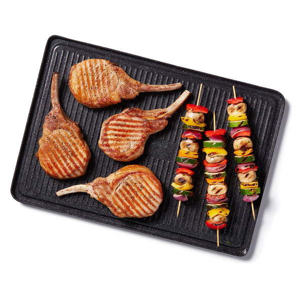 Ricardo The Rock Reversible Grill/Griddle