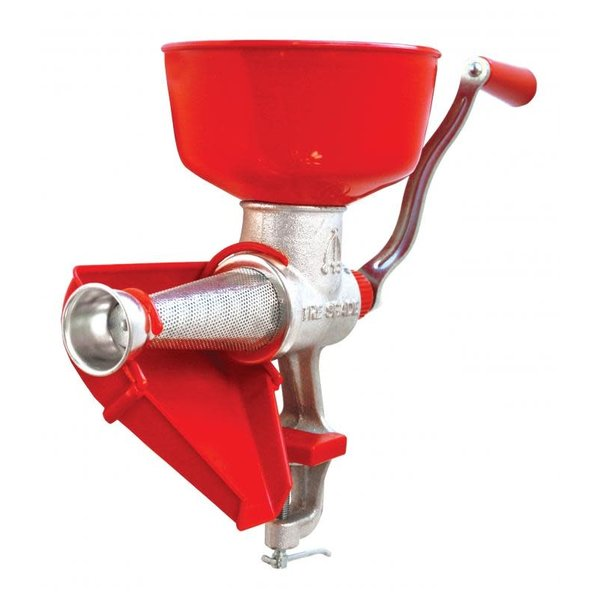 Omcan Manual Tomato Squeezer with Plastic Bowl