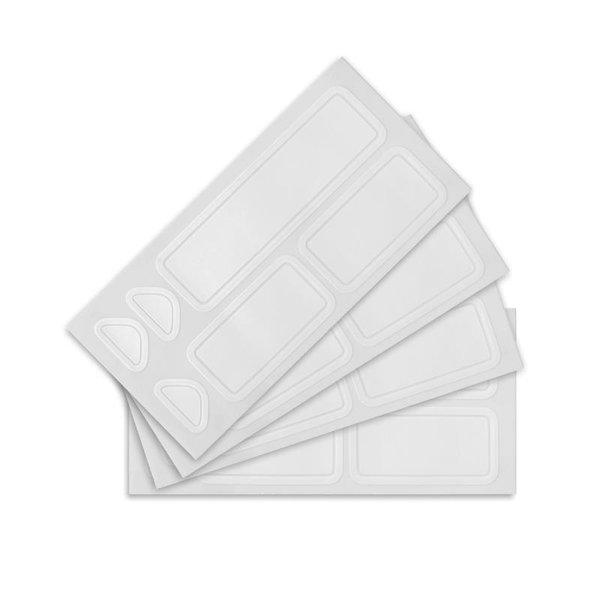 Étiquettes amovibles POP 2.0 de Oxo