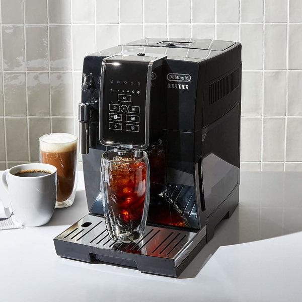 Machine Automatique à Café et Espresso De'Longhi Dinamica, noir