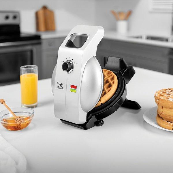 Kalorik Easy Pour Waffle Maker