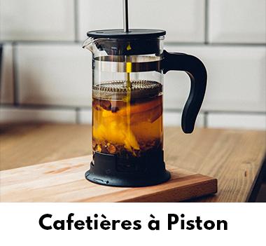 Cafetières à piston