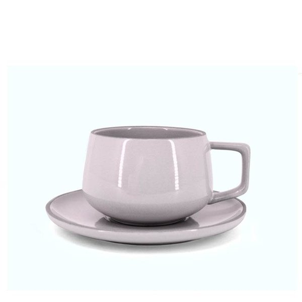 BIA Cup & Saucer Lavender