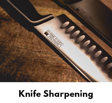 Knife Sharpening