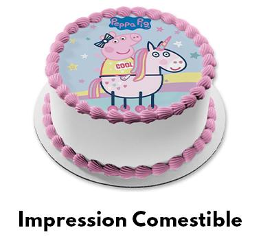 Impression comestible