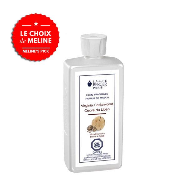 """Parfum """"Cèdre du Liban"""" 500mL par Lampe Berger Paris"""