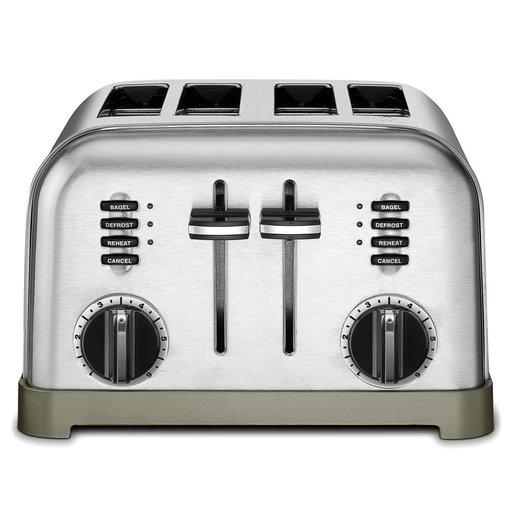 Cuisinart Cuisinart Metal Classic 4-Slice Toaster
