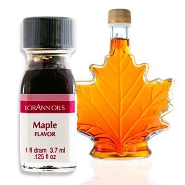 Arôme en huile érable 3,7 ml de Lorann Oil