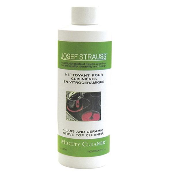 Josef Strauss Glass and Ceramic Stove Top Cleaner