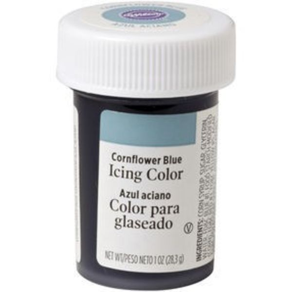 Wilton Blue Cornflower Icing Colour