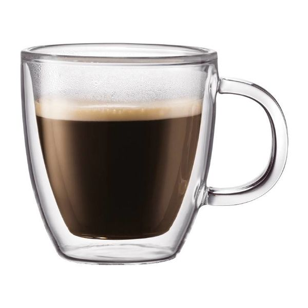 Bodum Bistro 2 Pc Espresso Mug Set