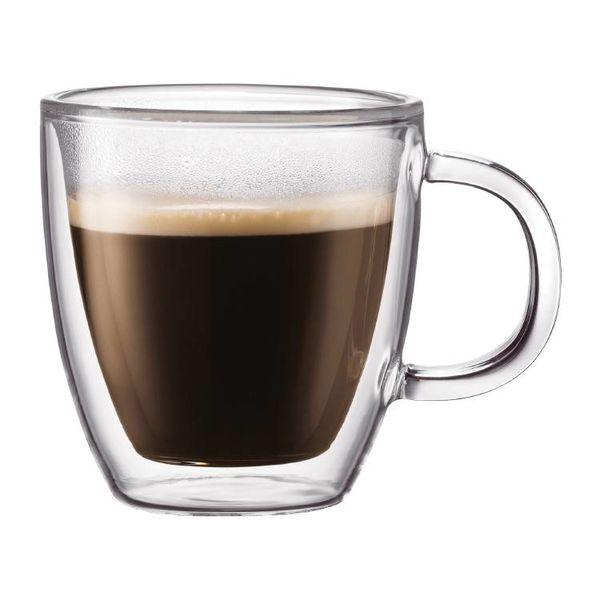 Ensemble de 2 tasses à Espresso Bistro de Bodum