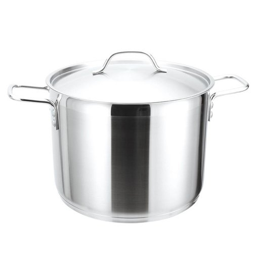 Strauss Pro Josef Strauss Pro Stock Pot with Cover 24 L