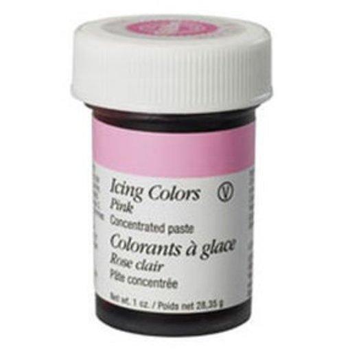 Wilton Colorant à glaçage rose pâle de Wilton