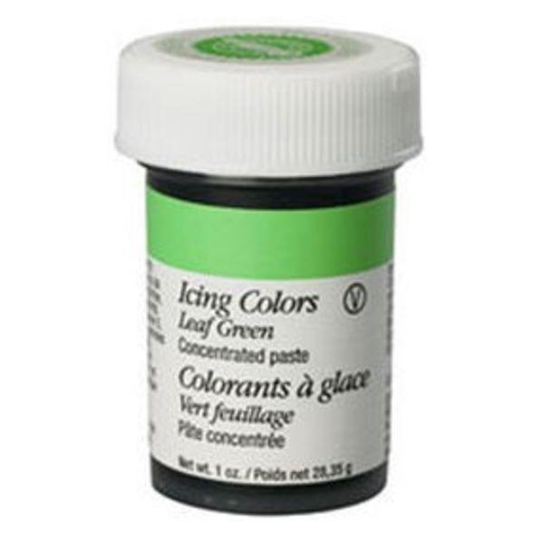 Colorant à glaçage vert feuille de Wilton