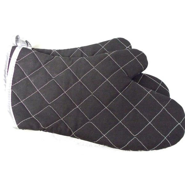 Johnson Rose 33cm Oven Mitts Charcoal