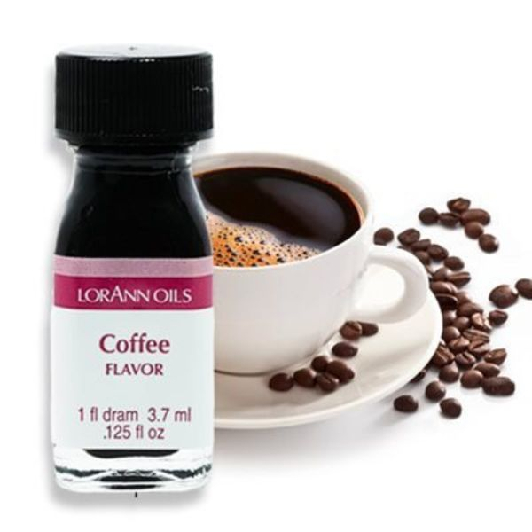 Lorann Oil Coffee Flavour 3,7 ml