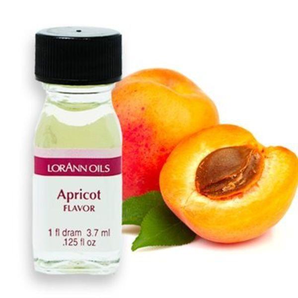 Arôme en huile apricot 3,7 ml de Lorann Oil