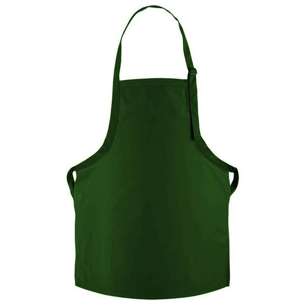 Johnson Rose Bib Apron Green