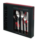 Josef Strauss Josef Strauss Prestige 20 Pc Cutlery Set