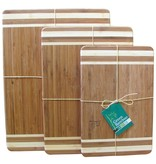 Orly Cuisine Green Bamboo Cutting Board 30cm x 20 cm
