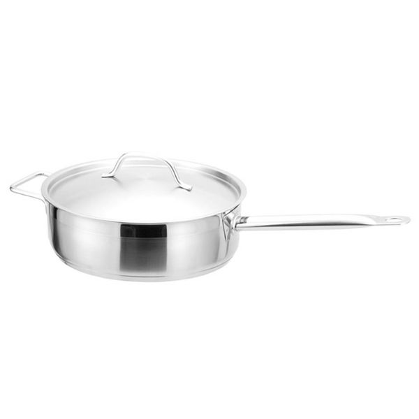 Josef Strauss Pro Sauté Pan with Cover
