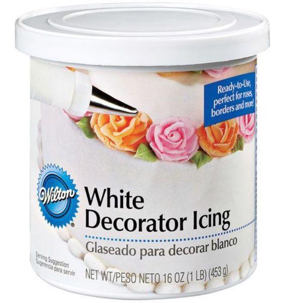 Glaçage blanc Wilton, 1 lb