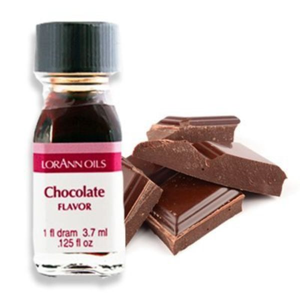 Lorann Oil Chocolate Flavour 3,7 ml