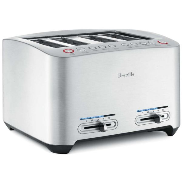 Breville The Die-Cast 4-Slice Smart Toaster