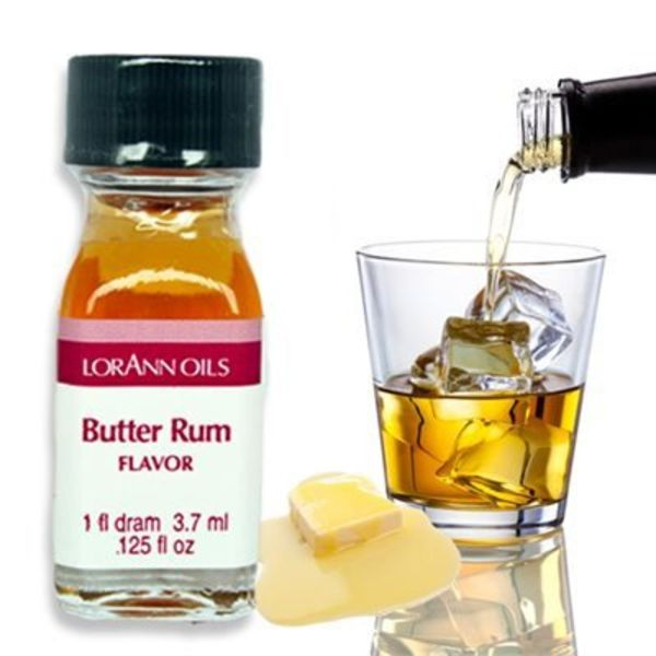 Lorann Oil Butterscotch Flavour 3,7 ml