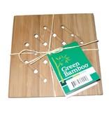 Orly Cuisine Green Bamboo Trivet