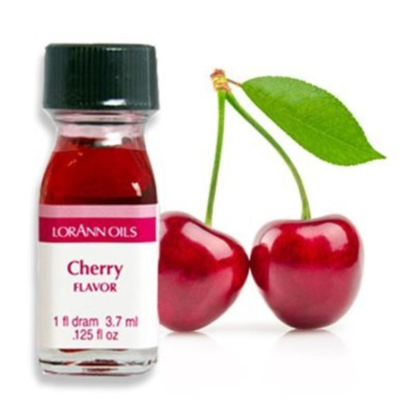 Lorann Oil Cherry Flavour 3,7 ml