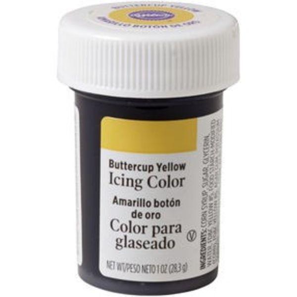 Colorant à glaçage bouton d'or de Wilton