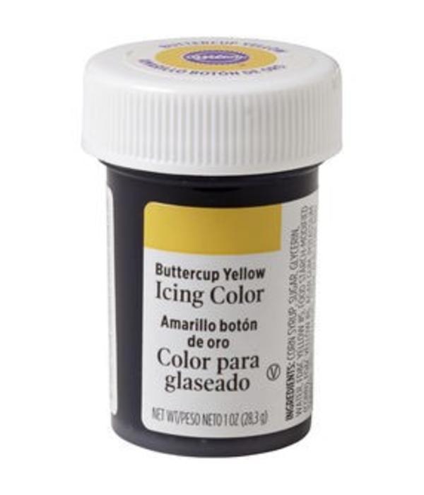 Wilton Colorant à glaçage bouton d'or de Wilton