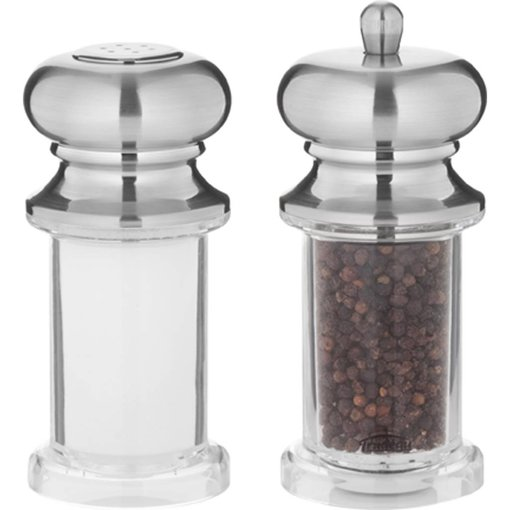 Trudeau Trudeau Mondeo Pepper Mill and Salt Shaker Set