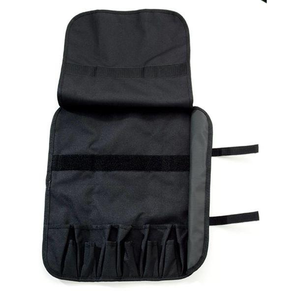 Rouleau en polyester noir