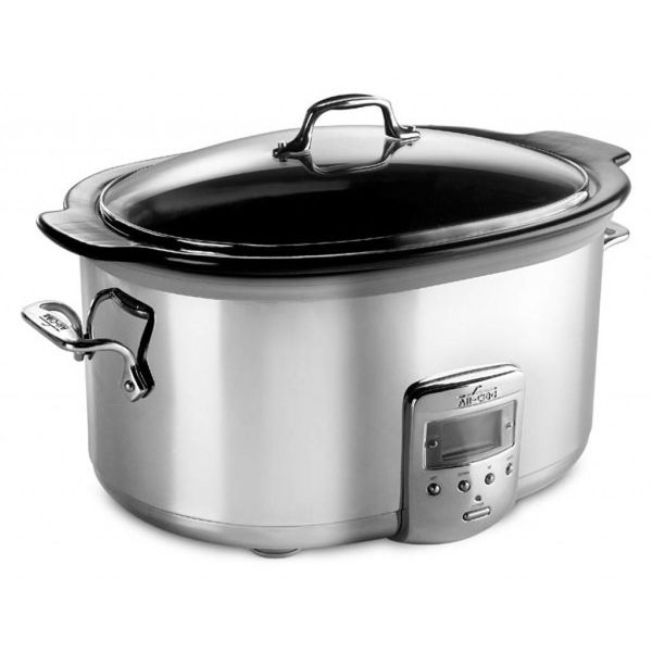 All-Clad 6 L Electric Slow Cooker