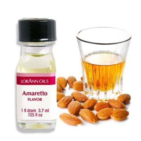 Lorann Oil Amaretto Flavour 3,7 ml