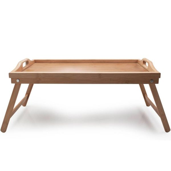 Natural Living Bamboo Breakfast Tray