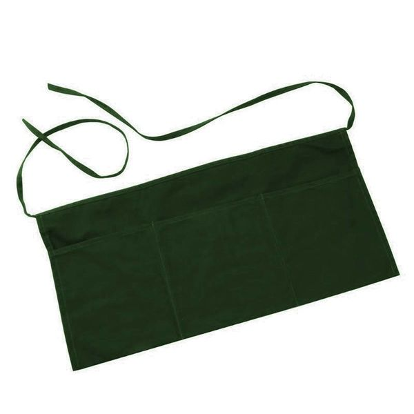 Johnson Rose Change Aprons Forest Green