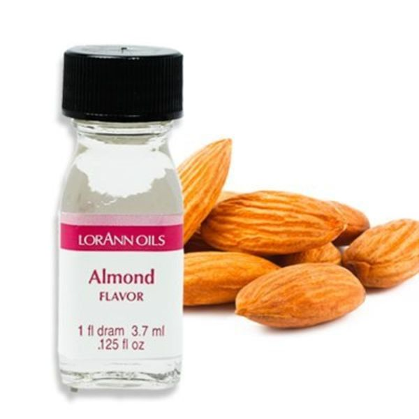 Lorann Oil Almond Flavour 3,7 ml