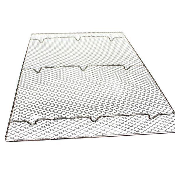 Johnson Rose Mesh Icing Grates Large