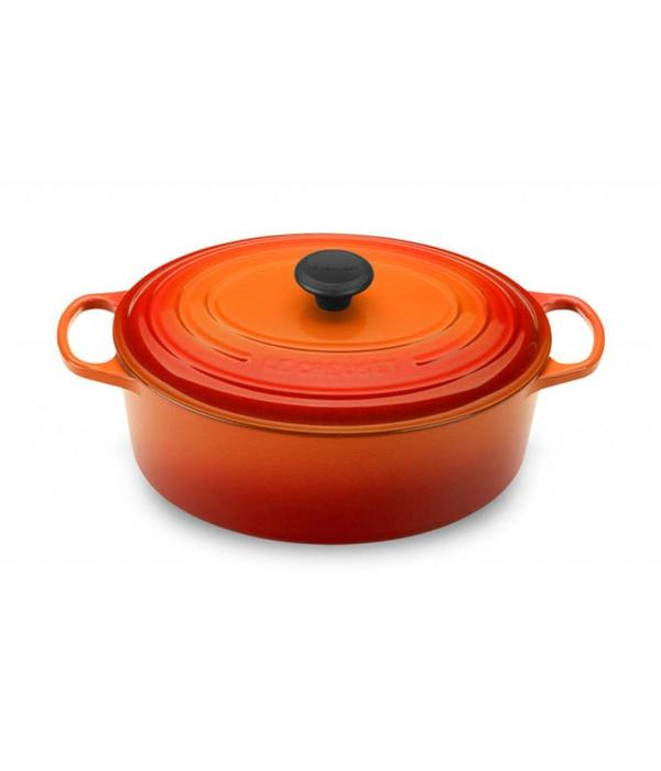 Le Creuset Le Creuset 6.3L Oval French Oven Flame
