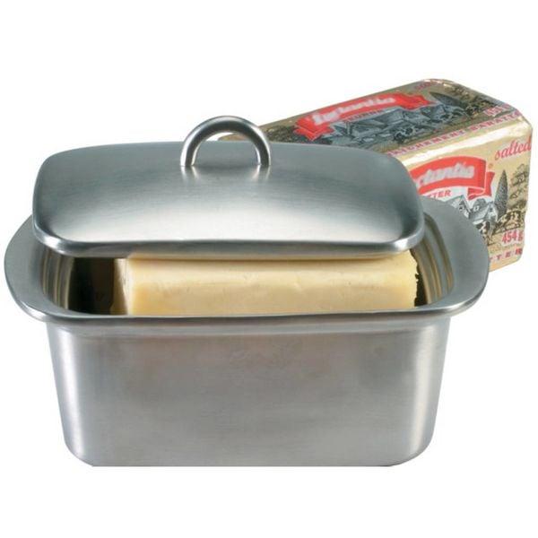 Boîte à beurre à double paroi de Danesco
