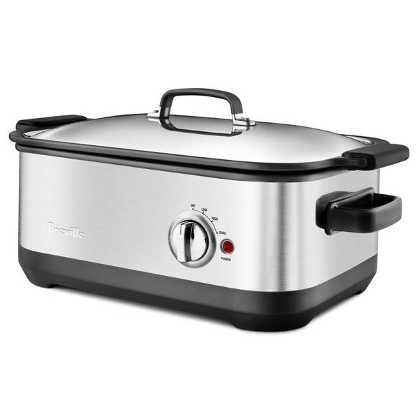 Breville Slow Cooker with Easy Sear