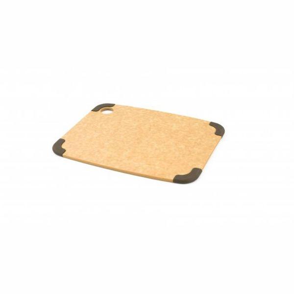 Planche à découper antidérapante de Epicruean 29 cm x 22 cm couleur naturel